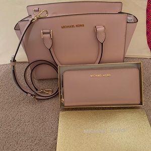 Brand New With Tags Michael Kors purse and wallet